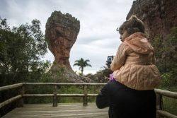 Parque Estadual Vilha Velha. Ponta Grossa