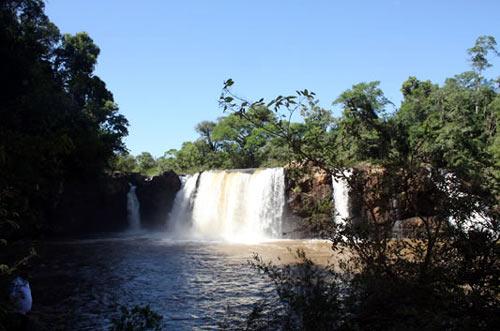 Salto do Lontra Paraná fonte: www.paranaturismo.com.br