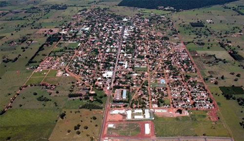 Santa Cruz de Monte Castelo Paraná fonte: www.paranaturismo.com.br