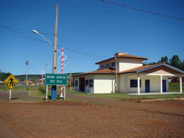 Bom Jesus do Sul Paraná fonte: www.paranaturismo.com.br