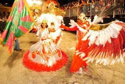 Carnaval 2014 em Paranaguá, Paraná
