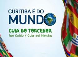 Paraná lança guia de bolso da Copa 2014