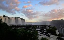20 mil devem visitar as Cataratas no feriadão