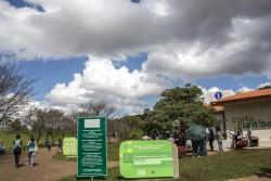 Jardim Botânico recebe Centro de Atendimento ao Turista